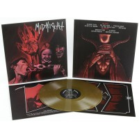 "Midnight (US) ""No Mercy For Mayhem"" LP (Gold)"