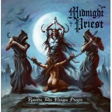 """Midnight Priest (Por) """"Raínha Da Magia Negra"""" LP"""