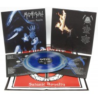 "Midnight (US) ""Satanic Royalty"" LP w/ Poster"