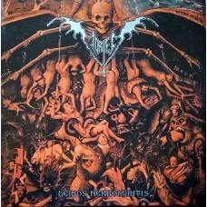 "Mortem (Per) ""Deinós Nekrómantis"" LP"