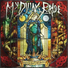 """My Dying Bride (Uk) """"Feel The Misery"""" DLP"""