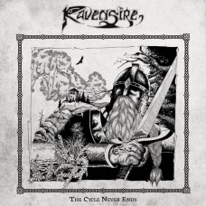 "Ravensire (Por) ""The Cycle Never Ends"" LP (Silver)"