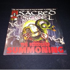 "Sacred Steel (Ger) ""The Bloodshed Summoning"" LP"