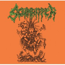 "Scumripper (Fin) ""Scumripper"" EP (Colored Vinyl)"
