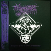 """Thy Sepulchral Moon (Kor) """"Indignant Force Of Great Malevolence"""" LP"""