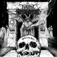 "Tyrant Goatgaldrakona (Hun) ""Horns In The Dark"" LP"