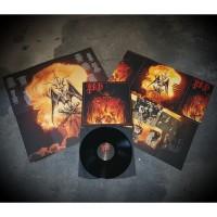 "Urn (Fin) ""The Burning"" LP"
