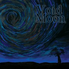 "Void Moon (Swe) ""On The Blackest Of Nights"" LP (Blue)"