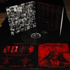 """Filii Nigrantium Infernalium (Por) """"Pornokrates: Deo Gratias"""" LP Black"""