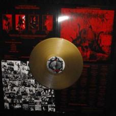 """Filii Nigrantium Infernalium (Por) """"Pornokrates: Deo Gratias"""" LP Gold"""