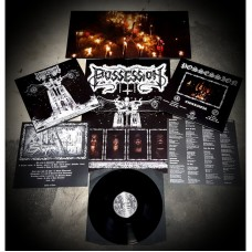 "Possession (Bel) ""Exorkizein"" Gatefold LP + Poster (Black)"