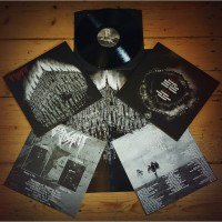 """Vesicant (NZ) """"Shadows of Cleansing Iron"""" LP + Poster (Black)"""