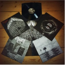 "Vesicant (NZ) ""Shadows of Cleansing Iron"" LP + Poster (Black)"